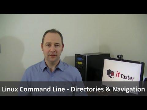 Linux Command Line Tutorial - Directories & Navigation