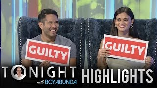 "TWBA: Pia and Gerald take on ""Sinong Guilty"" challenge"