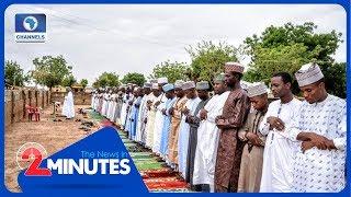 Update: Muslims In Nigeria Celebrate Eid-El-Fitr Amid COVID-19 Pandemic