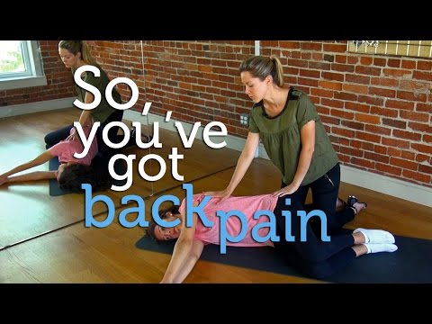 How to Treat a Stiff Back | Upper and Lower Back Pain Relief