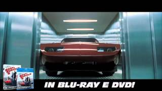 Fast & Furious 6 in Blu-ray e DVD