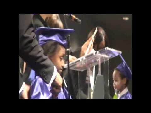 Sean's Pre-k Graduation