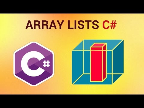 How to Use Array Lists in C#
