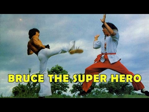 Movie : Bruce The Super Hero - Full Movie Wu Tang Collection