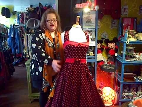 Wow! Stunning Retro/Rockabilly/1950s Dresses from My Vintage Darwen (www.myvintage.co.uk)