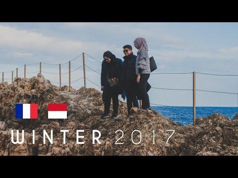 Winter Trip 2017 | Monte Carlo - Antibes - Menton - Cannes - Nice