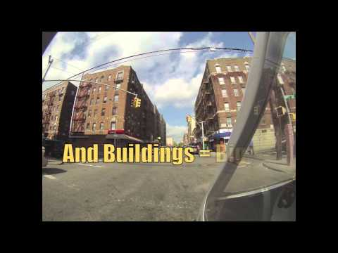 P6. On The Road w/ The #RETHINK Tour ~ Ride Into NYC