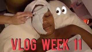 VLOG Week 11: Cooking for Bae & Skincare