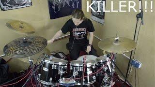 20 Min Killer Double Bass Warm Up!!!