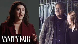 How Steve Bannon Manipulates His Followers | Vanity Fair
