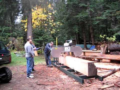 Backyard Band Sawmill III
