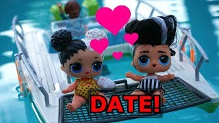 Download LOL SURPRISE DOLLS Harper And Jack Go On A DATE?! Video