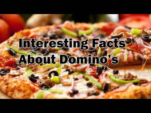7 Facts About Domino's Pizza Business You May Not Know