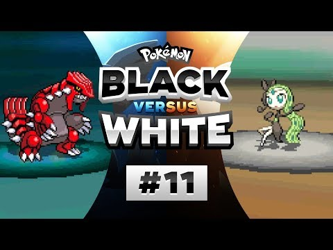Pokemon Black and White Versus - EP11 | FREAKING DEJA VU