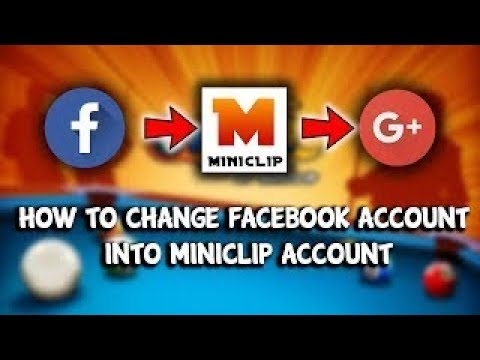 Convert Facebook id into a Miniclip id ☆ Here is Solution ☆ 8 ball pool