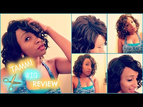 Freetress Equal Lacefront | Lace Deep Invsible L-Part TAMMI Wig Review!