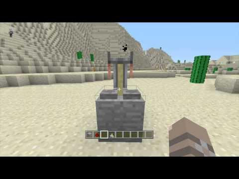 Invisibility potion tutorial for xbox 360 Minecraft