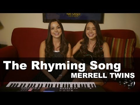 Merrell Twins - Rhyming Song