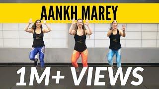 Aankh Marey  Simmba  Bollyx The Bollywood Workout  Bollywood Dance Choreography