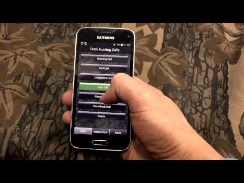 Duck Hunting Calls App
