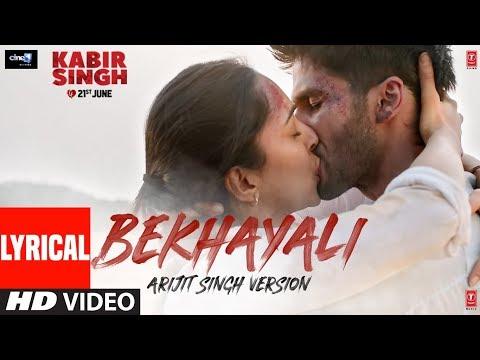Xxx Mp4 ARIJIT SINGH VERSION Bekhayali LYRICAL Kabir Singh Shahid K Kiara A Sandeep Reddy V Irshad 3gp Sex