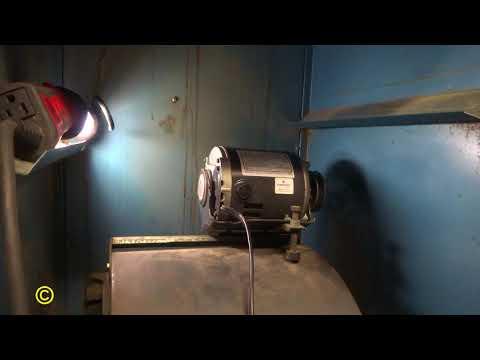 gas furnace blower fan not working