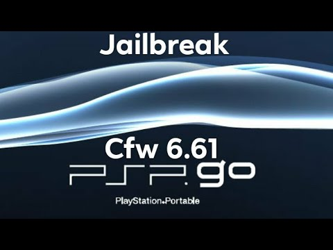 How to install cfw 6.61 Hack in any PSP Go full tutorial and play {psp/ps1 games easy} WORKS ON 2017