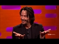 Keanu Reeves Reveals Excellent Bill Ted 3 Details The Graham Norton Show
