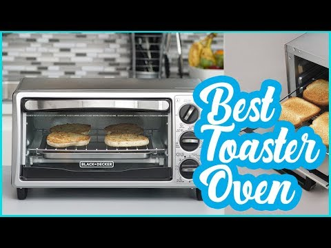 Best Toaster Oven-Top 13 Toaster Ovens to Buy [Best Toaster Oven]