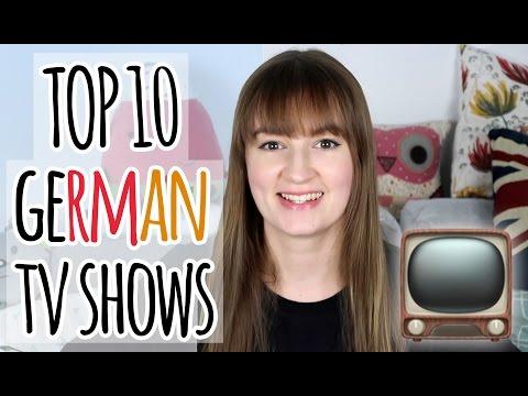 My Top 10 German TV Shows