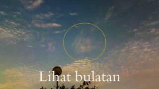 Misteri Wajah di awan_Brunei