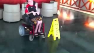 Tokyo Wheelchair Drift