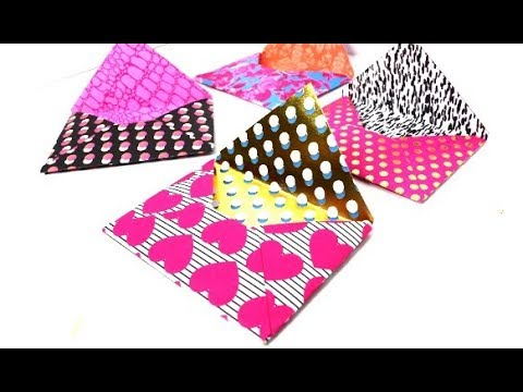 {DIY} Special Occasion Envelopes 💖 Easy Crafts