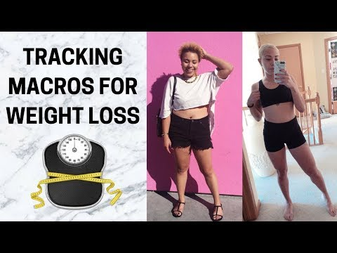 How To Calculate & Track Your Macros For Weight Loss | PAIGE MARIAH