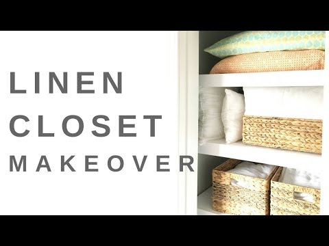 How to Build Closet Shelves the Easy Way!
