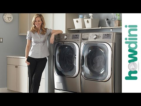 How to pick a top or front loading washing machine
