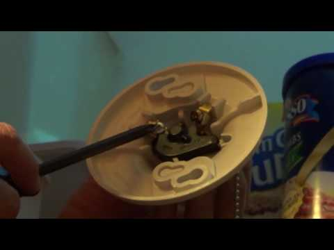 How to Install a Pull Chain Light Fixture