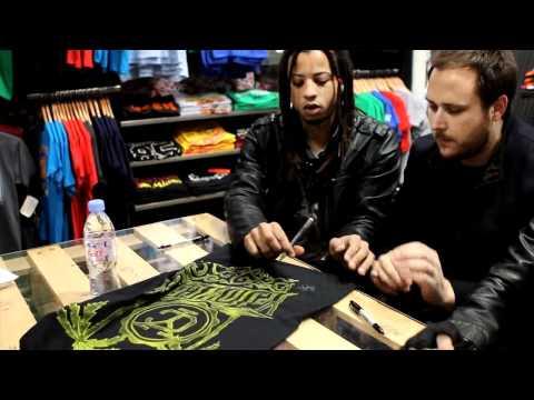 Yellowcard Signing - PULP Manchester, UK