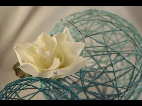 Nest ball Centerpiece