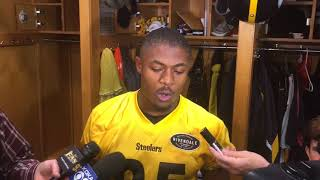 Steelers, former Miami CB Artie Burns talks 'turnover chain'