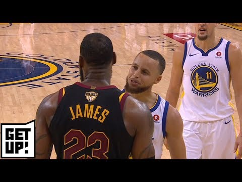 Jay Williams points out how Steph Curry's 'evil side' provoked LeBron James | Get Up | ESPN