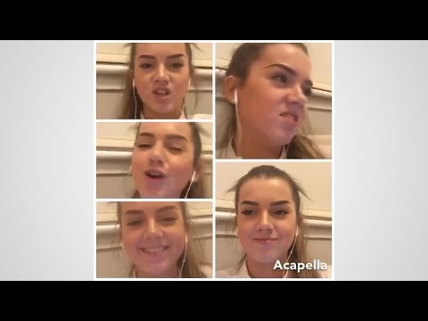 Funniest & Best Singing Acapella App Videos Compilation 2 - 2015 HD - Most Funny