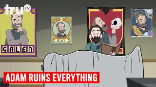 Adam Ruins Everything - Why Anatomy Was Taught Incorrectly For 1000 Years   truTV