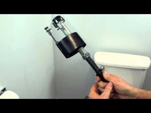 Keeney Adjustable Toilet Fill Valve Installation Video