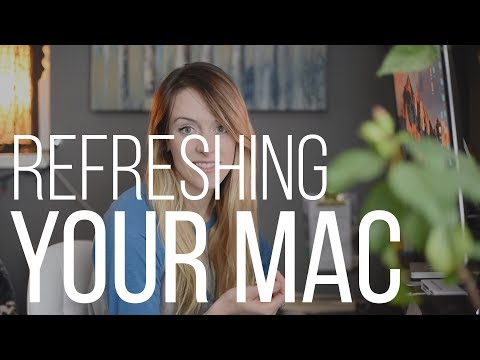 Refresh (& Speed Up) Your Mac - Reset to Factory Default