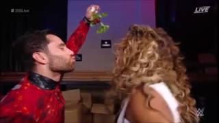 Alicia Fox Slaps Noam Dar