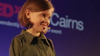 Straw No More | Molly Steer | TEDxJCUCairns