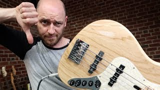 Download Why you SHOULDN'T play a 5 string bass...