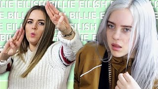 """I Ate An Ant Once"" BILLIE EILISH Interview 