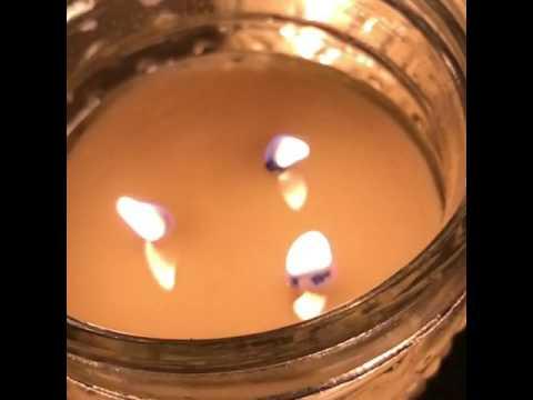 morning candle magic
